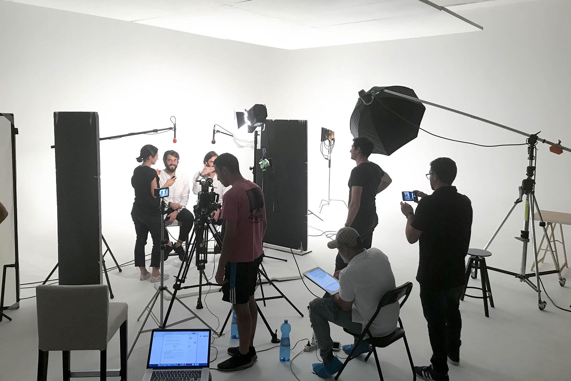 studio fotografico sala posa noleggio a brescia